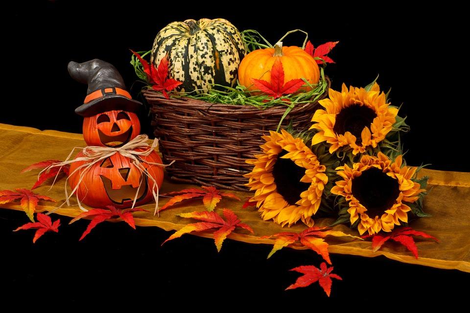 Halloween v mosteckém Centralu