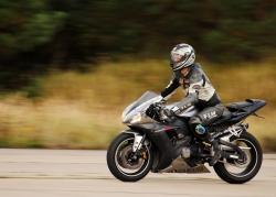 Motorkáři mohou bezpečnou jízdu nacvičit v kurzu
