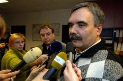 Zastupitelstvo Mostu odvolalo primátora Vlastimila Vozku