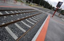 V Mostě mají zmodernizované tramvajové tratě za 86 milionů Kč