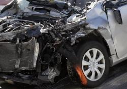 Dopravní nehoda u obce Krozoluky
