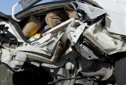 Policejní honička s nezletilým v Litvínově skončila smrtí řidičky