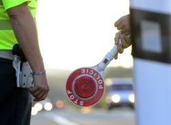 Řidiče pod vlivem pervitinu zastavil až policejné zátaras