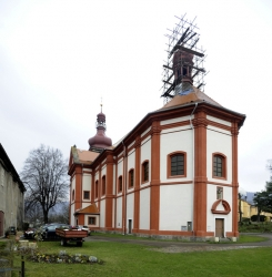Severní energetická vítá zájem o jiřetínský kostel