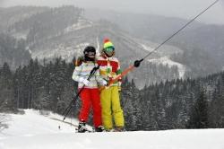 V Ústeckém kraji zůstalo v provozu poslední lyžařské středisko