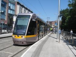 Do ulic města Mostu vyjela nová tramvaj za 62 milionů korun
