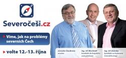 Severočeši.cz - mítinky - Losování o ceny