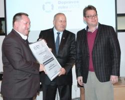 Dopravní podnik měst Mostu a Litvínova zvítězil v kategorii jednání dopravní obsluhy