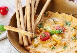 Oživte si jídelníček orientální chutí hummusu