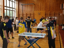 Českomoravský pohár pro brněnský Doudeen Team - Mostecká družstva do finále nepostoupila