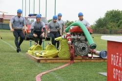 Nejrychlejší hasič je Jakub Pěkný a světový rekord patří nám!