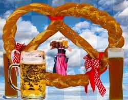 Pivní festival v Centralu Most