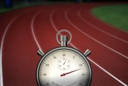 Olympijský běh se na autodrom vrací potřetí